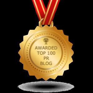 Top 100 PR Blog