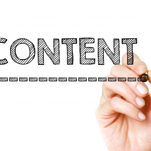 Dear content marketers: Stop creating so much content