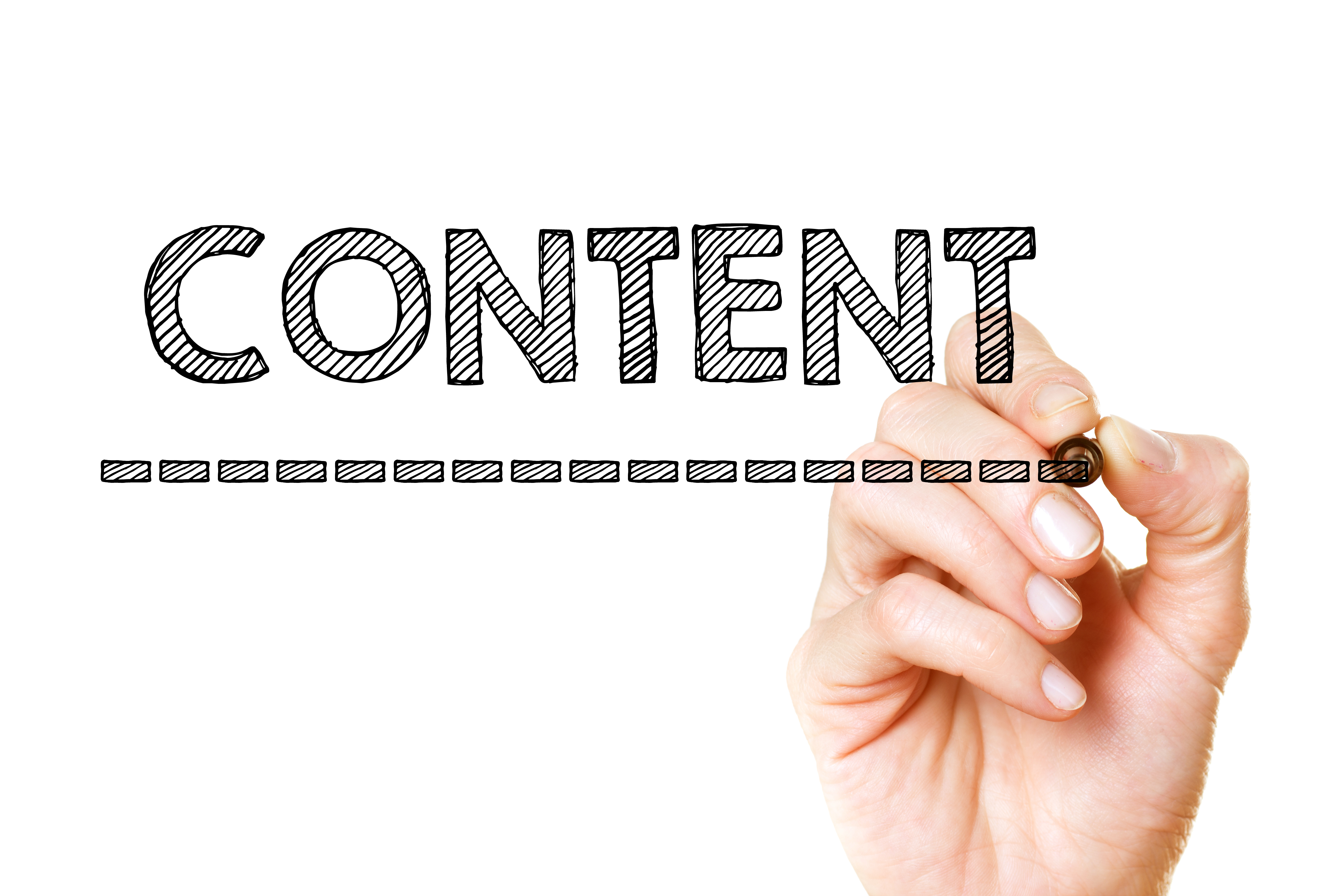 dear content marketers  stop creating so much content